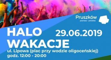 Zapraszamy na powitanie wakacji w Pruszkowie - Halo Wakacje