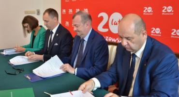 Pieniądze z budżetu Mazowsza dla sołectw z powiatów pruszkowskiego i grodziskiego