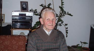 Zmarł pruszkowianin Adolf Banaszek