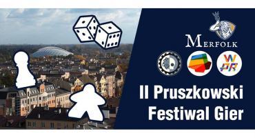 II Pruszkowski Festiwal Gier w Pruszkowie