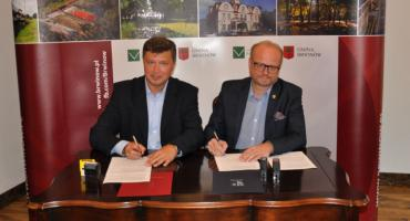 Porozumienie gminy Brwinów z Milanówkiem