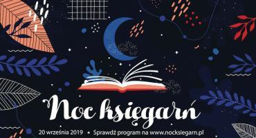 Noc Księgarń. Wielkie święto księgarń i czytelników już 20 września w pruszkowskiej księgarni Ania!