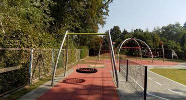 Nowy plac zabaw dla przedszkolaków w Brwinowie