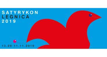 """Muzeum Karykatury w Warszawie zaprasza na wernisaż wystawy """"Satyrykon - Legnica 2019"""