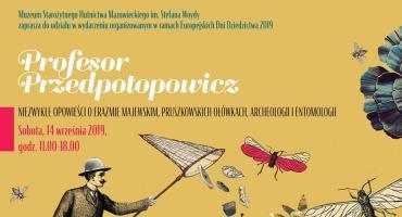 Archeologia i ołówki w MSHM