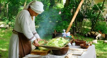 Smaki słowiańskiej kuchni w MSHM w Pruszkowie