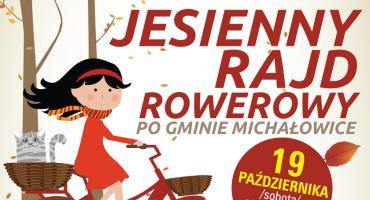 Jesienny Rajd Rowerowy po gminie Michałowice