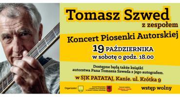 Tomasz Szwed zagra w Patataj