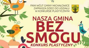 Michałowice, konkurs plastyczny - Nasza gmina bez smogu