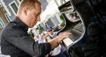 Wieczór Jazzowy – Dominik Wania Trio w MSHM w Pruszkowie