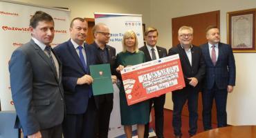 Pieniądze na budowę parkingów Parkuj i Jedź dla Pruszkowa i Michałowic z powiatu pruszkowskiego