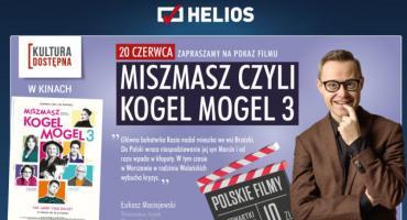 Kultura Dostępna, czyli bilet do kina za jedyne 10 zł