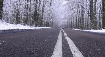 Na drogach województwa podlaskiego będzie niebezpiecznie