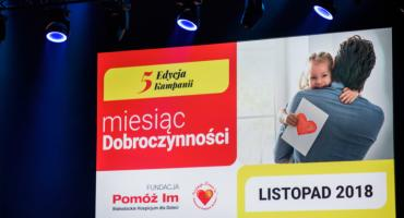 Ponad 50 tys. złotych zasiliło konto fundacji po miesiącu dobroczynności