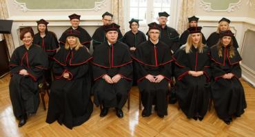 Uroczyste posiedzenie Senatu UMB z promocjami stopni naukowych