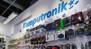 W Galerii Antoniuk dziś otwarcie sklepu Komputronik. Będą niespodzianki