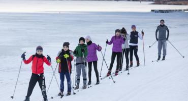 Od czwartku zaczyna się jazda na nartach. Na Plaży Dojlidy!