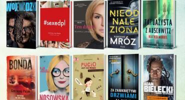 Polacy czytali w ubiegłym roku książki pisane głównie przez osoby znane