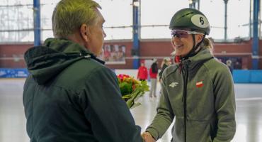 Złota Natalia wróciła z medalem do Białegostoku