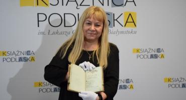 Książnica Podlaska kupiła Pieśni nabożne Franciszka Karpińskiego z 1792 r.