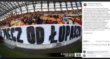 """Białostoccy kibice przekazali stanowisko w sprawie """"Łupaszki"""" oraz LGBT"""
