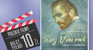 """U nas możesz zdobyć zaproszenie na film """"Twój Vincent"""""""