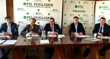 PSL wystawia Urszulę Pasławską w wyborach do Parlamentu Europejskiego