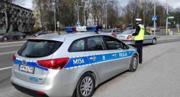 """Policjanci od piątku prowadzą akcję """"Bezpieczny weekend – Wielkanoc"""""""