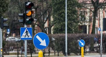 Żółte migające jest, czy nie jest potrzebne w Białymstoku?