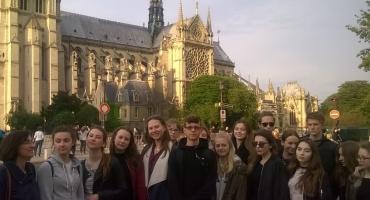 Białostoccy uczniowie w Normandii. Rozpoczęły się szkolne wymiany międzynarodowe