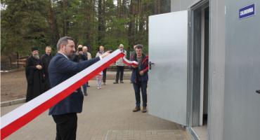 Nowa stacja uzdatniania wody w Ogrodniczkach już działa