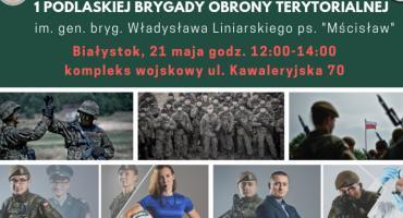 Terytorialsi będą świętować w jednostce wojskowej. Zapraszają do siebie białostoczan