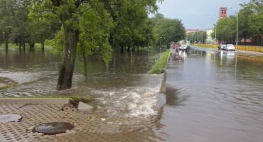 Nadszedł okres burz. Czy Białystok uniknie podtopień?