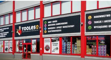 Większy sklep i magazyn Tooles.pl