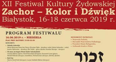 """Trzy dni z festiwalem kultury żydowskiej """"Zachor"""""""