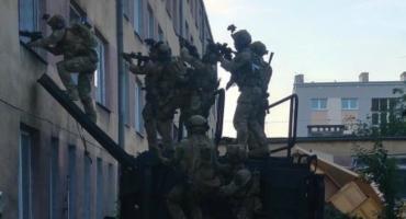 Policjanci szkolili się w działaniach bojowych