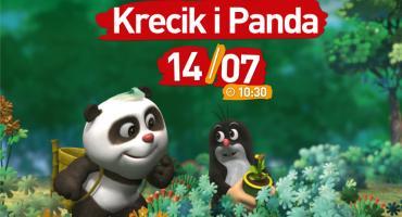 Krecik i Panda w Kinie Helios. U nas są zaproszenia