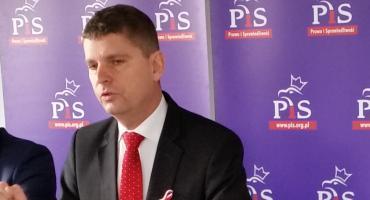 """Dariusz Piontkowski """"jedynką"""" podlaskiego PiS"""