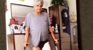 Jerzy Łapicz – były piłkarz Jagiellonii Białystok potrzebuje pomocy