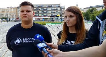 Młodzież Wszechpolska krytycznie o prezydencie i jego braku reakcji na zagrożenia