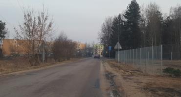Na ten fragment drogi mieszkańcy czekali od wielu lat. W końcu budowa ruszyła