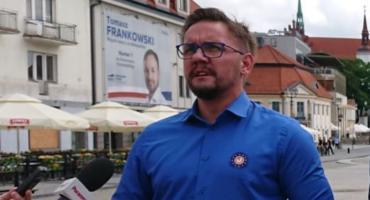 Paweł Krutul z Wiosny podlaską jedynką na liście Lewicy