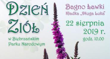 Biebrzański Park Narodowy zaprasza na Dzień Ziół