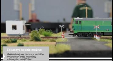 Kolejowa wystawa zawita w weekend do Moniek