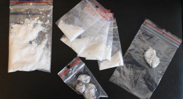 Policjanci z Sokółki znaleźli narkotyki w czasie kontroli drogowej