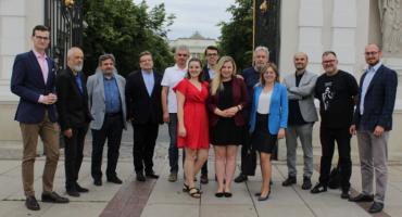 Starsi koledzy pomogą młodszym w organizacji 40-lecia NZS