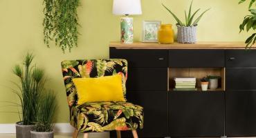 Sztuczne rośliny mogą ożywić pomieszczenia