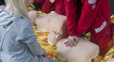 Polacy muszą nauczyć się udzielać pierwszej pomocy