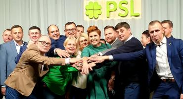 PSL dziękuje i obiecuje ciężką pracę na rzecz regionu