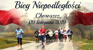 Gmina Choroszcz zachęca: Zapisz się na Bieg Niepodległości już dziś
